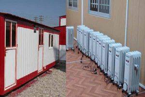 سیستم گرمایشی کانکس